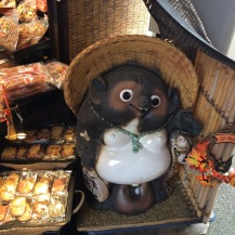 Tanuki & dolci di Halloween al Mercato di Nishiki