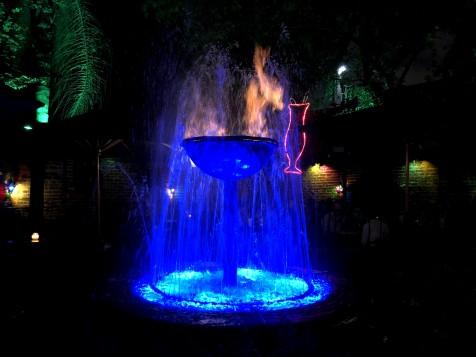 La fontana infuocata (non vi preoccupate, non parteciperete al Torneo Tre Maghi se mettete il vostro nome nel calice)
