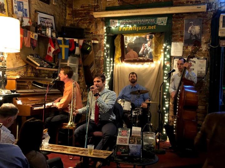 Jazz at Frietzel's