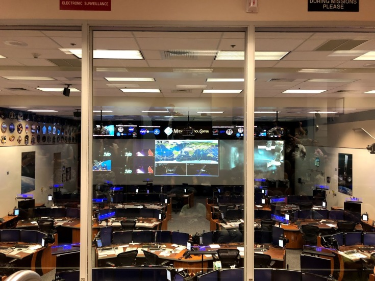 Mission control center