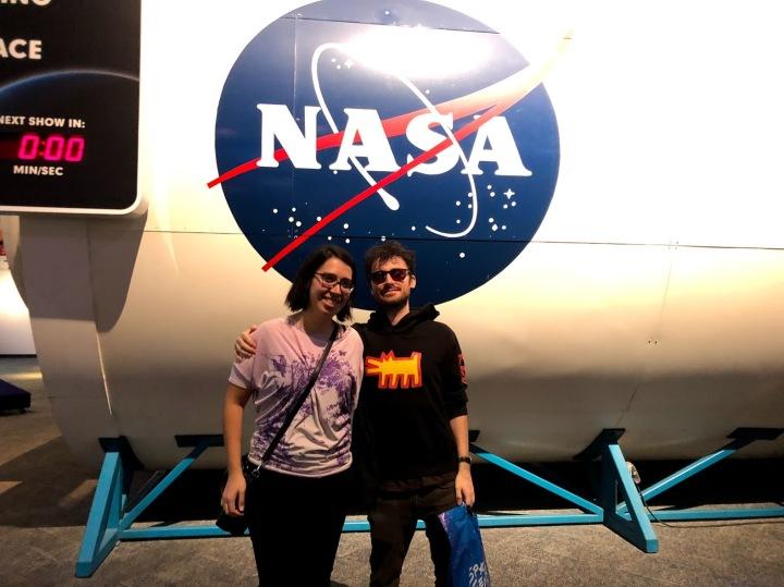 NASA Sal and Ross