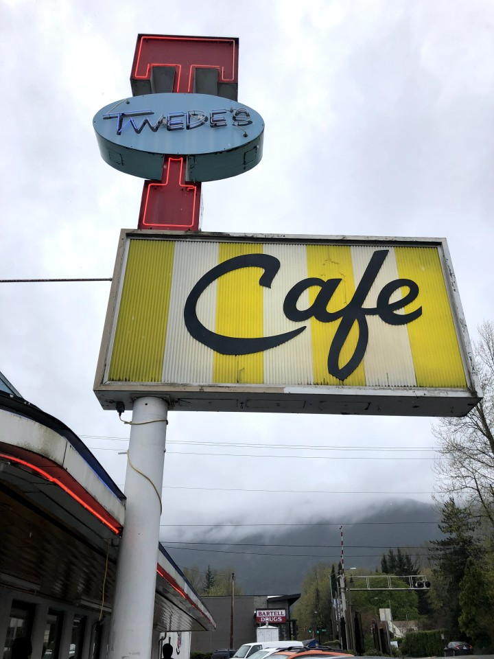 Twede's cafe
