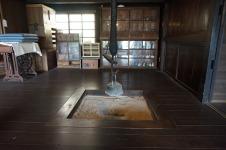 Focolare tradizionale / Traditional house