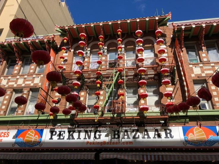 Lanterns - Peking Bazaar