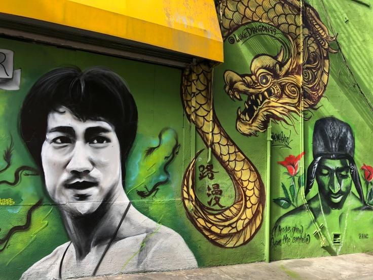 Murales - San Francisco Chinatown