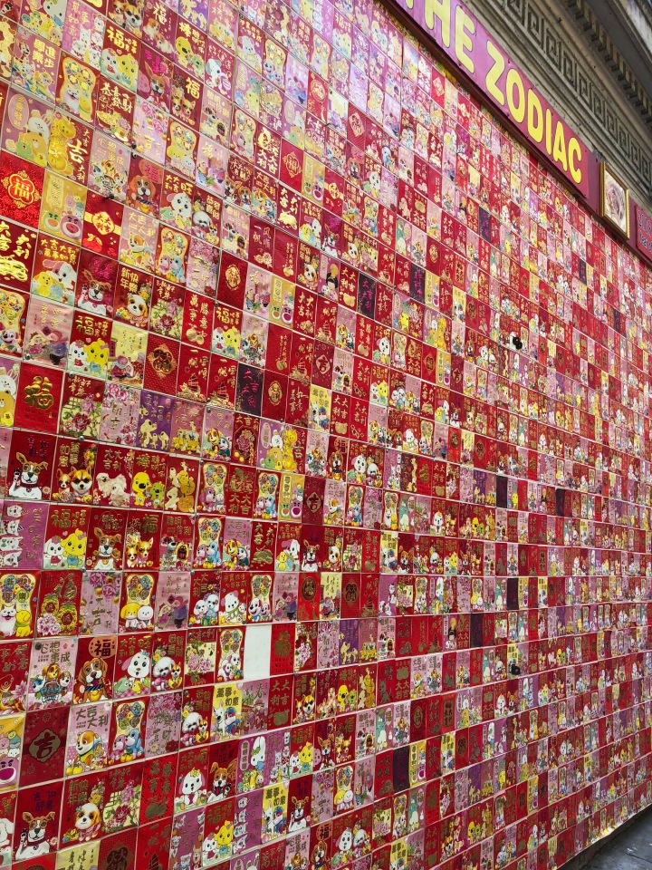 Chinese zodiac murales