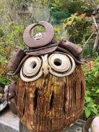 Un negozio specializzato in gufi / A shop that sold owl shaped products