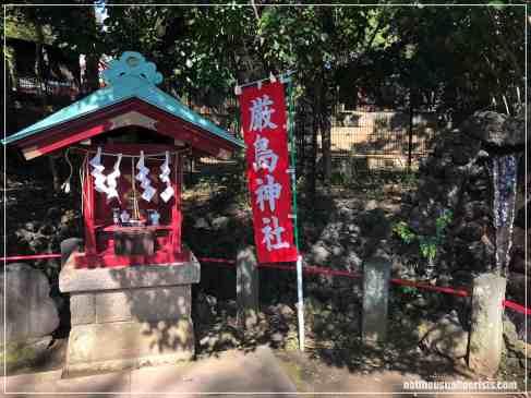 Tempio Setagaya Hachiman: offerte alle divinità / Setagaya Hachiman Shrine: offerings