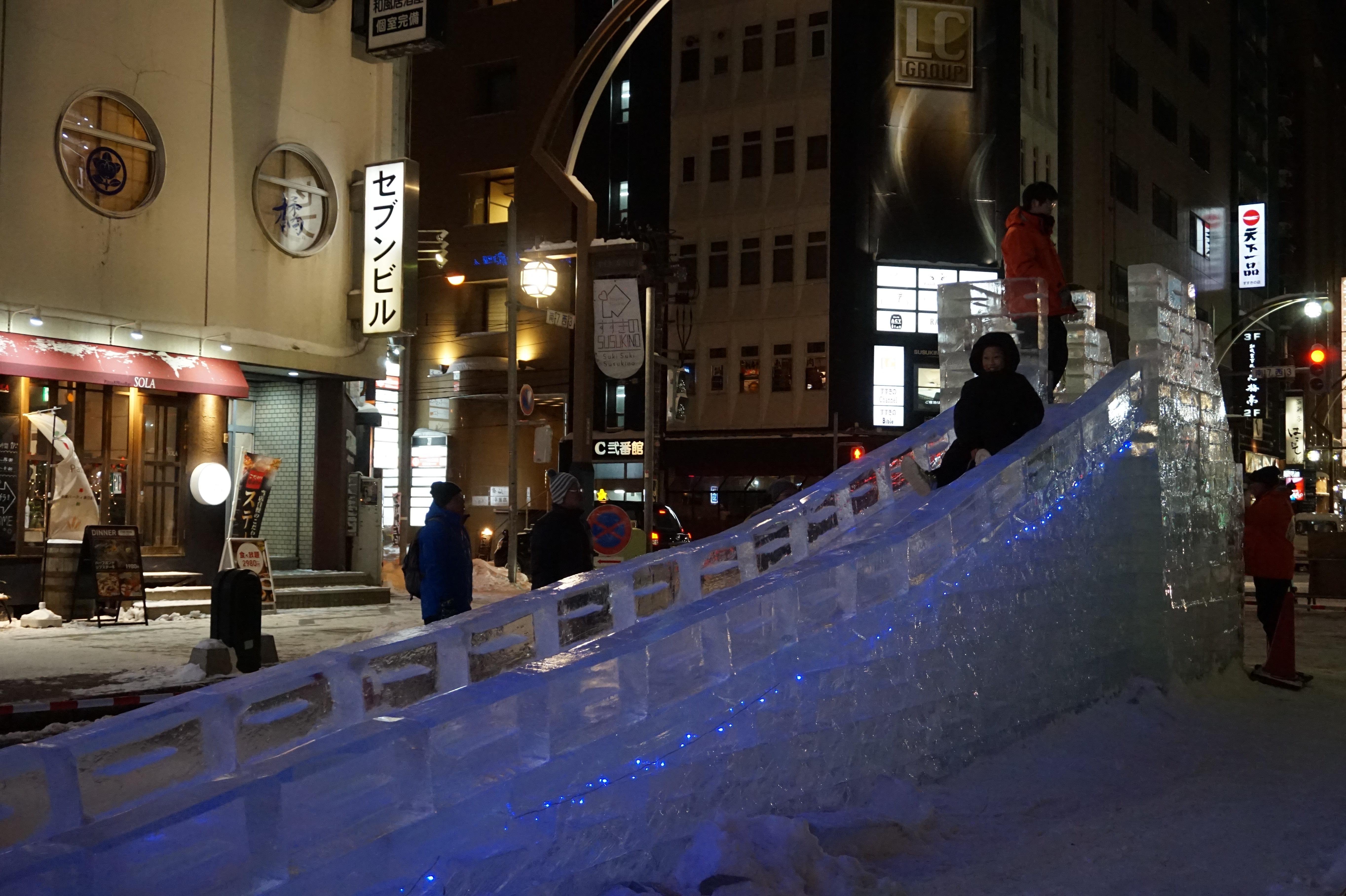 Scivolo di ghiaccio